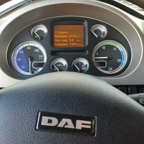 Caminhão Daf 410 Ano 2014 - 6x2 ( Trucado)