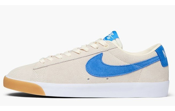Zapatilla Nike Sb Hombre Blazer Low Gt Skate Urbana Nike Sb