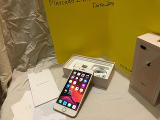 iPhone 8 Plus 256 Gb Liberado Puedo Mejorar Precio Pregunta