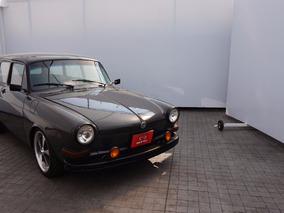 Volkswagen Squareback Wagon 1971!! Clasico De Coleccion!!!
