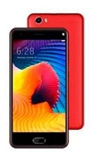 Smartphone Ghia Qs701 5.0 Pulg Android 7 1gb 8gb Rojo