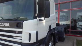 Scania G 114 - 4x2 - 330 - Año 2002 - Km: 100.000