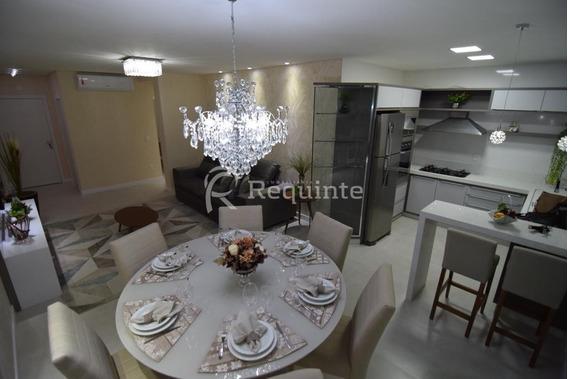 Apartamento Com 3 Dormitórios Alto Padrão Itapema - 1492