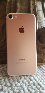 iPhone 7 128gb Rose Gold Impecable!