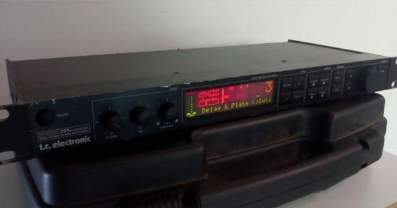 T.c. Eletronics - M-one Xl - Faço Negocio