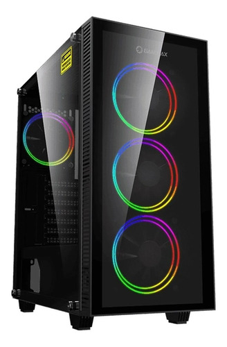 Pc Gamer Ryzen 5 5600x/rtx 3060/512gb M2/650w/16gb (2x8gb)