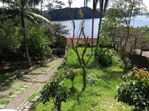 Chácara Com 2 Dormitórios À Venda, 840 M² - Jardim Clube De Campo - Santo André/sp - Ch0500