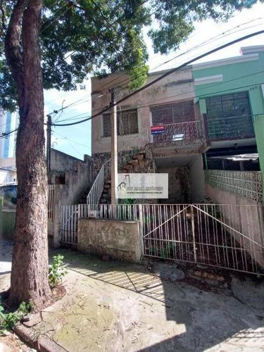 Casa Com 2 Dormitórios À Venda, 125 M² Por R$ 235.000,00 - Vila Trujillo - Sorocaba/sp - Ca2046