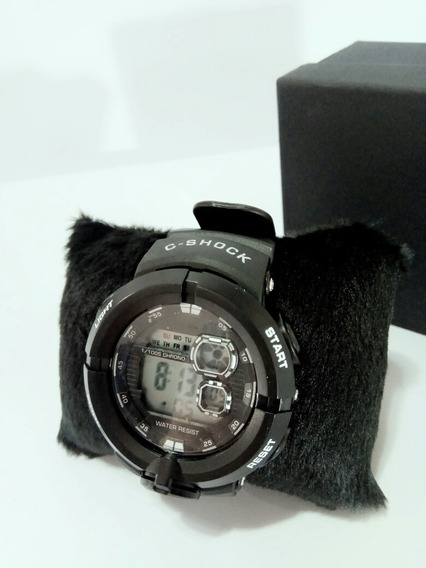 Relógio Digital C Shock Pulso Resistente A Água