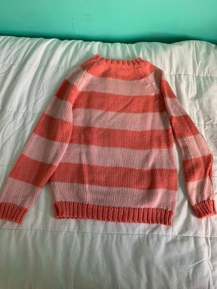 Sweater Niña Rayado