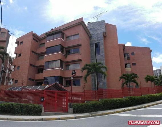 Apartamentos En Venta+baruta+los Samanes 18-15245///