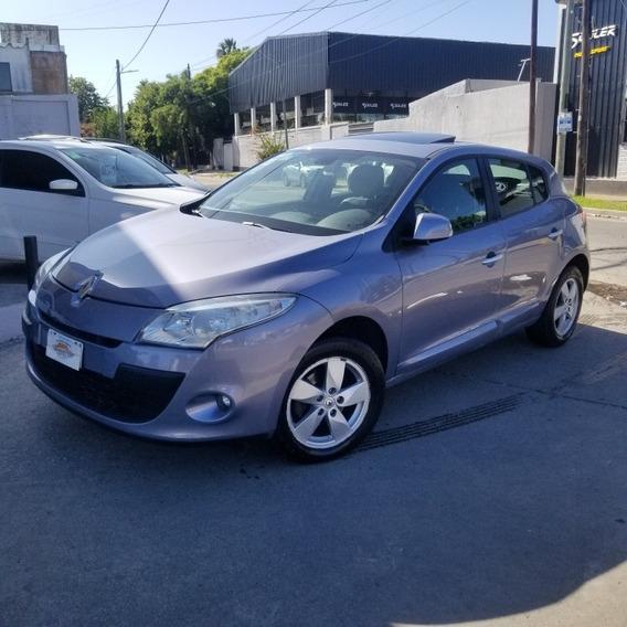 Renault Megane 3 Año 2011 2.0 Cuero Permuto Financio
