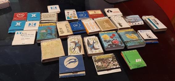 Colección De Caja De Fosforos Años 70