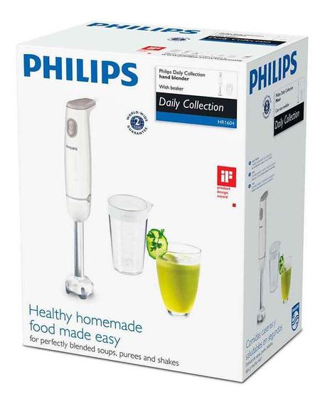 Mixer Philips 300w 0,6lts Hr1604/05