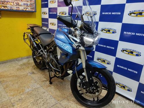 Triumph Tiger 800 Xrt 18/19 Azul