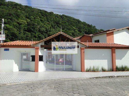 Casa Com 2 Dorms, Pedreira, Mongaguá - R$ 210 Mil, Cod: 826000 - V826000