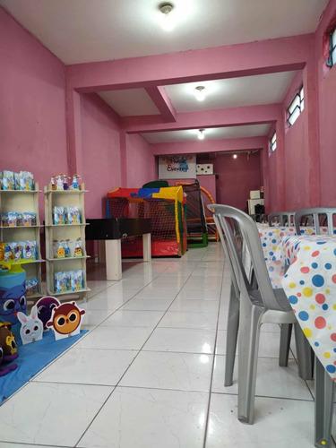 Imagem 1 de 5 de Salão Para Festas E Eventos