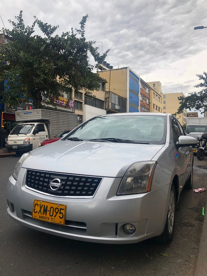 Nissan Sentra Automatico Unico Dueño