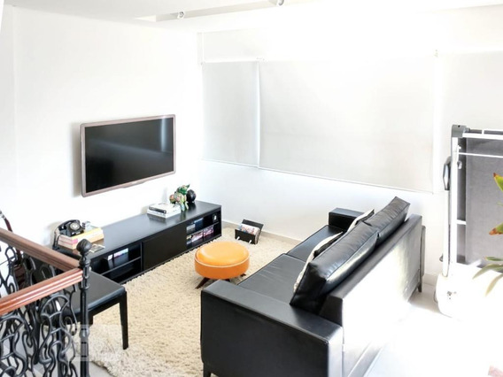 Apartamento Para Aluguel - Moema, 2 Quartos, 137 - 893054305