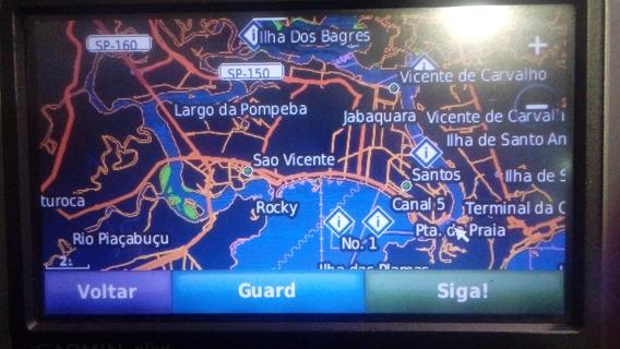 Gps Automotivo Garmin Nuvi Com Carta Náutica.
