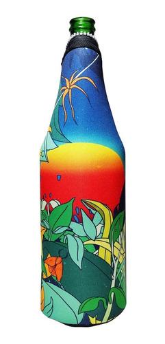 Imagen 1 de 1 de Funda Térmica Para Botellas Maple