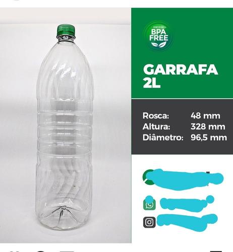 Imagem 1 de 1 de Garrafas Pet 2 Litros