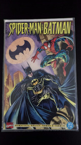 Spider-man And Batman, 1995, Em Inglês
