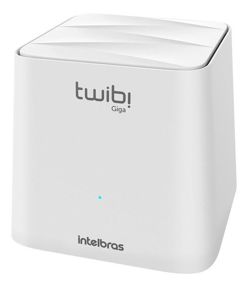 Roteador Intelbras Mesh Twibi Giga Dual Band 2,4 E 5 Ghz