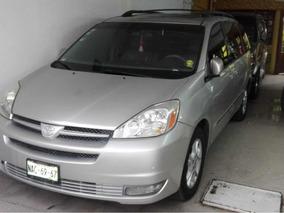 Toyota Sienna Xle Piel Limited Qc Dvd At 2005