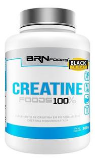 100% Creatine Foods 300g - Brn Foods - 3x Frete Grátis!
