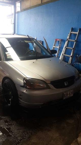 Vendo Vehiculo Usado Honda Civic Vtech