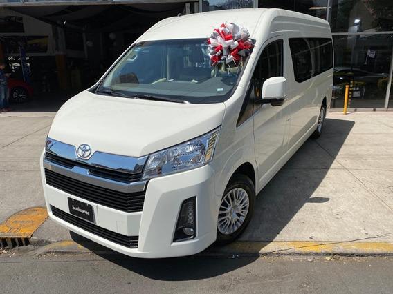 Toyota Hiace 2.7 Bus 15 Pas Mt 2020