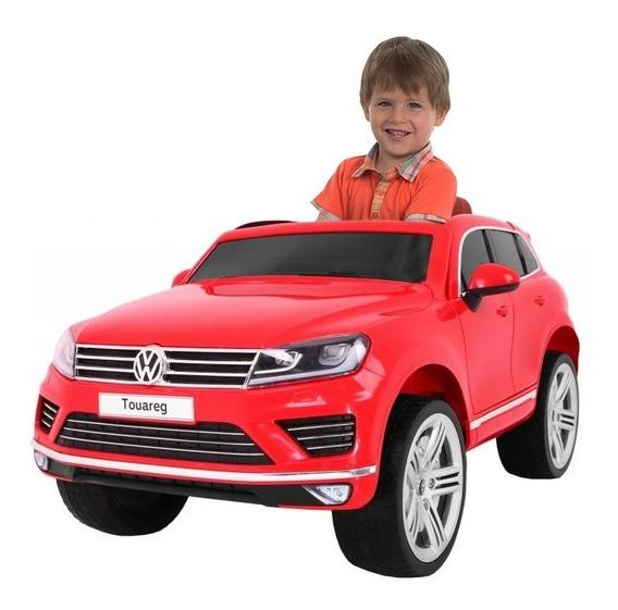 Camioneta A Bateria Volkswagen Touareg Auto Infantil 12volt