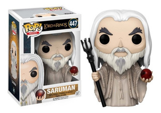 Funko Pop 447 Saruman The Lord Of The Rings