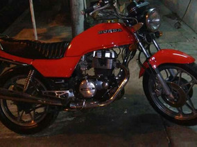 Honda Cb450-n Roja( Impecable)