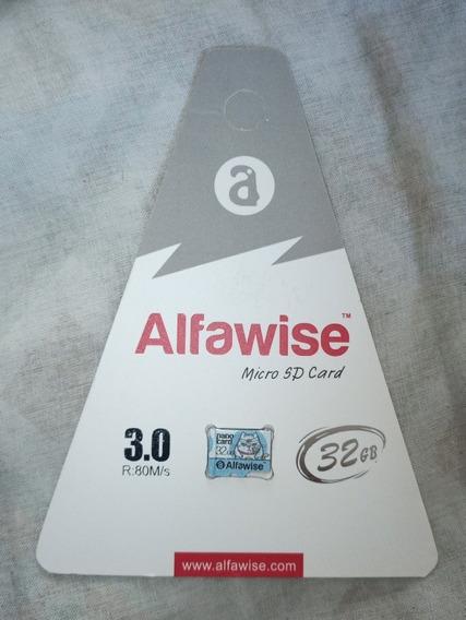 Cartão Micro Sd 32gb Alfawise