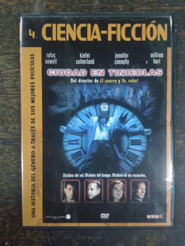 Ciudad En Tinieblas (1998) * Dvd * Ciencia Ficcion