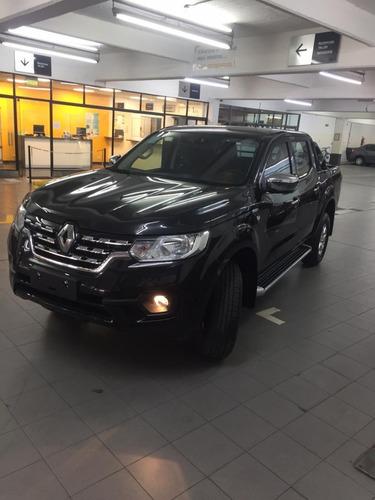 Renault Alaskan Intense 4x2 Anticipo $850.000 Sale Ya (lf)