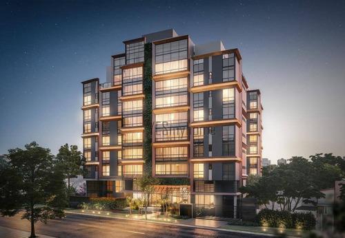 Apartamento Com 3 Dormitórios À Venda, 238 M² Por R$ 3.274.900,00 - Cabral - Curitiba/pr - Ap3405