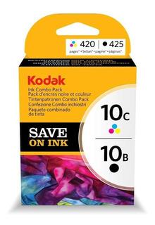 Pack Cartuchos Original Kodak 10 8367849 Esp 3 5 7 5250 7250