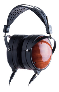 Auriculares Audeze Lcd-xc Over-ear Closed Back Maple Wood Con Nueva Suspension En Diadema Y Viaje Case