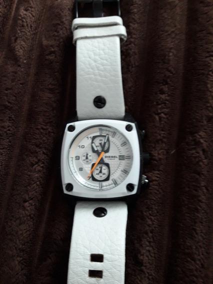Relógio Diesel Branco Original!!!