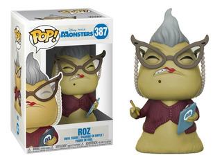Funko Pop #387 Monsters Inc - Roz