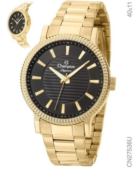 Champion Dourado Elegance Unissex Cn27536u