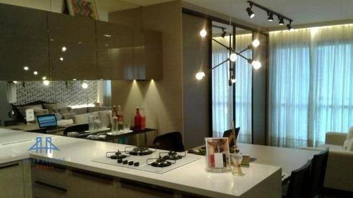 Imagem 1 de 8 de Studio Com 1 Dormitório À Venda, 49 M² Por R$ 409.000,00 - Bom Abrigo - Florianópolis/sc - St0006