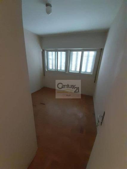 Apartamento Com 3 Dormitórios Para Alugar, 78 M² Por R$ 2.800,00 - Consolação - São Paulo/sp - Ap2315