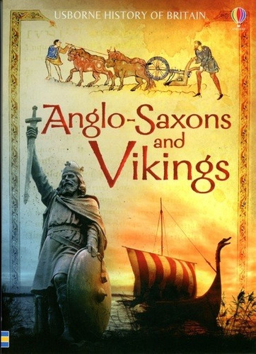 Anglo-saxons And Vikings - Hazel, Abigail