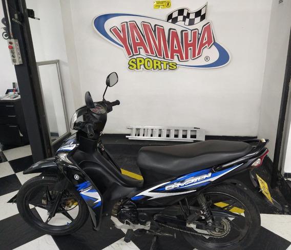 Yamaha Crypton 2017