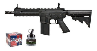 Rifle Umarex Steel Force Co2 + 1500 Postas + 10 Tanques Kit