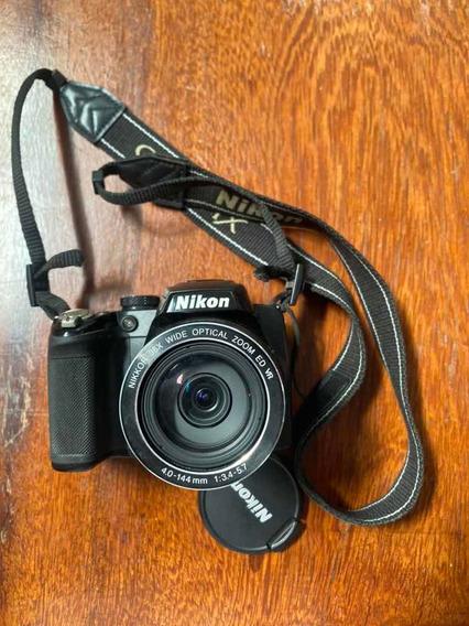 Câmera Nikon Coolpix P500, Sem Bateria